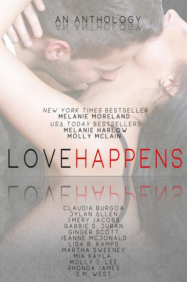 Love Happens - cover