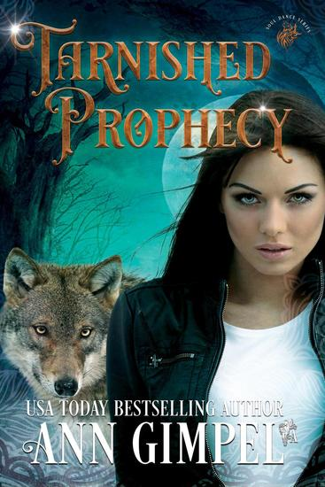 Tarnished Prophecy - Soul Dance #3 - cover