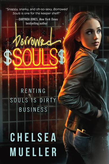 Borrowed Souls - A Soul Charmer Novel - cover