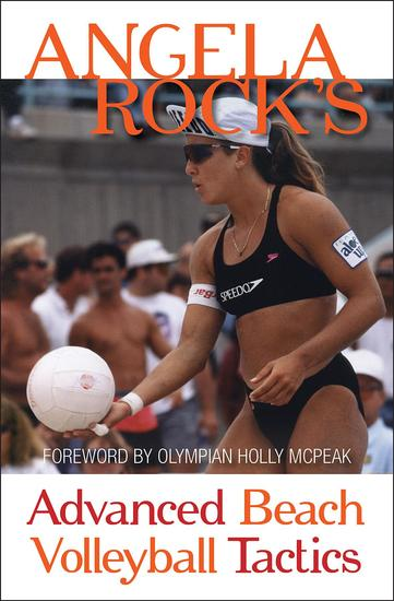 Angela Rock's Advanced Beach Volleyball Tactics - cover