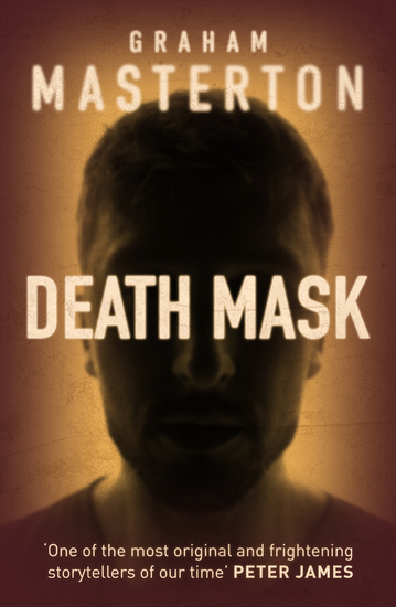 Death Mask - gripping horror from a true master - cover