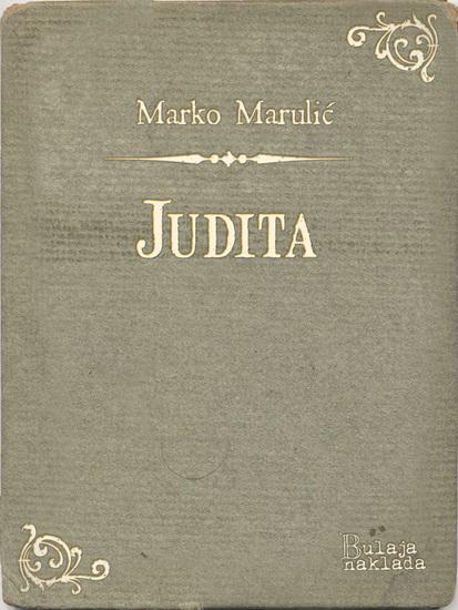 Judita - cover