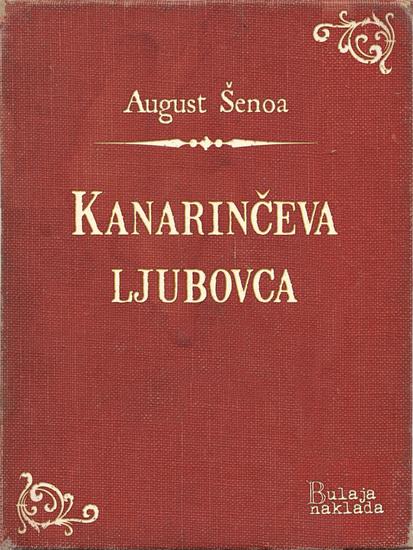 Kanarinčeva ljubovca - cover
