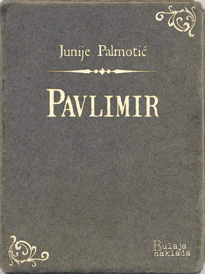 Pavlimir - cover