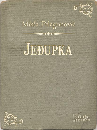 Jeđupka - cover