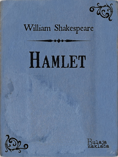 Hamlet - Kraljević danski - cover