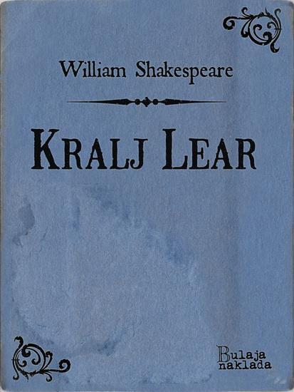 Kralj Lear - cover