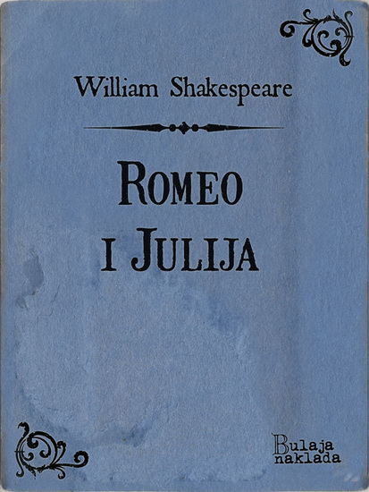 Romeo i Julija - cover
