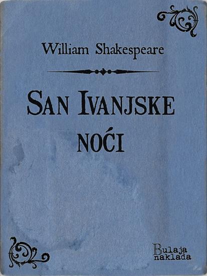 San Ivanjske noći - cover