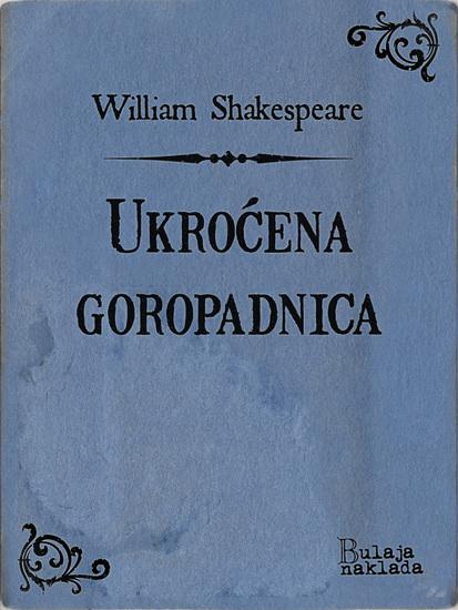 Ukroćena goropadnica - cover