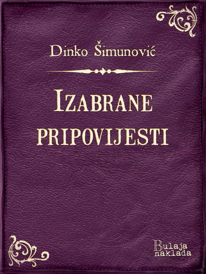 Izabrane pripovijesti - cover