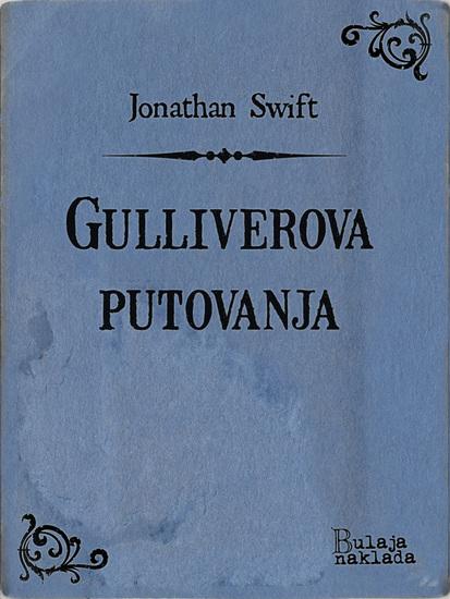 Gulliverova putovanja - cover