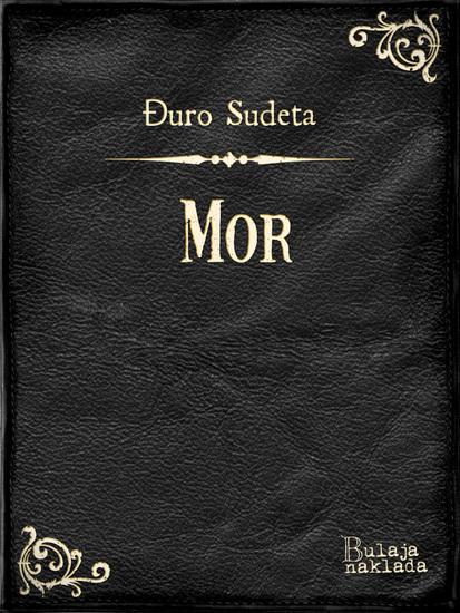 Mor - Fantastična pripovijest - cover