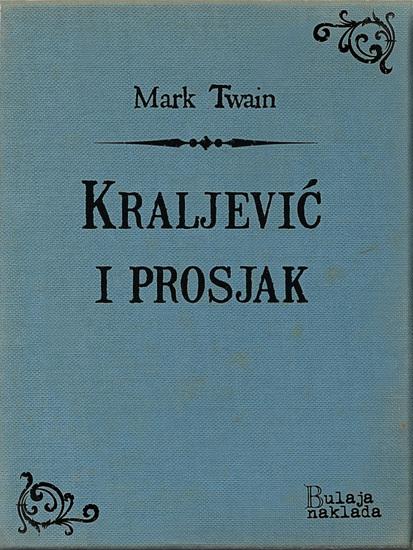 Kraljević i prosjak - cover