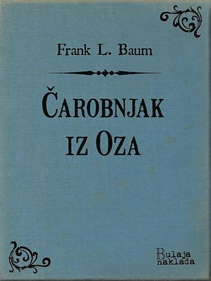 Čarobnjak iz Oza - cover