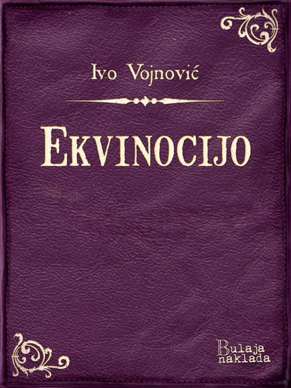Ekvinocijo - cover