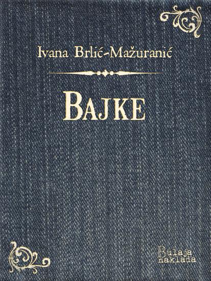 Bajke - cover