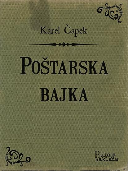 Poštarska bajka - cover