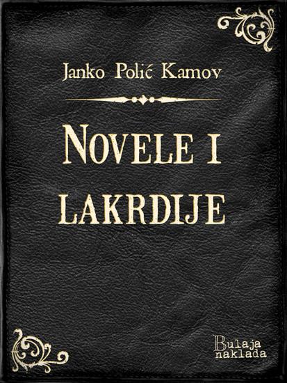 Novele i lakrdije - cover
