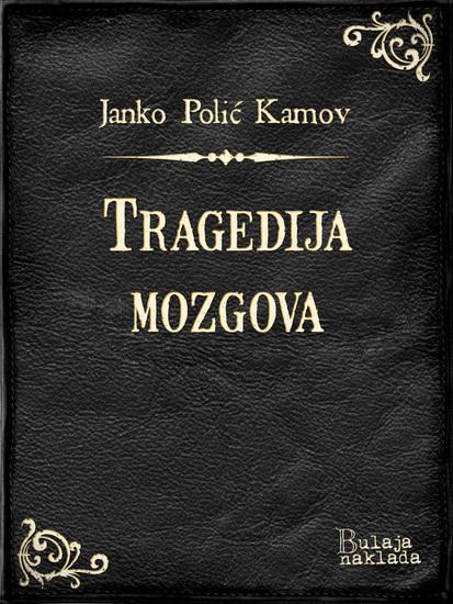 Tragedija mozgova - cover