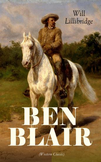 BEN BLAIR (Western Classic) - cover