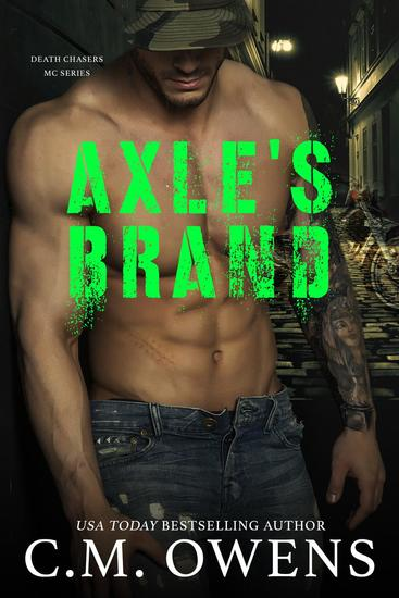 Axle's Brand - Death Chasers MC Series - cover
