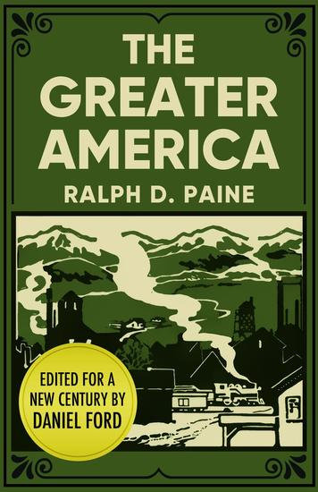 The Greater America - cover