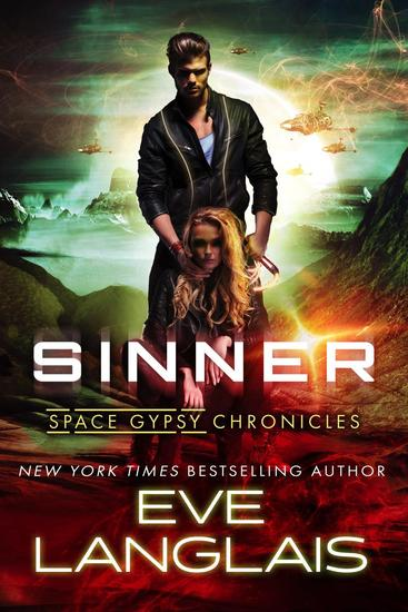 Sinner - Space Gypsy Chronicles #2 - cover
