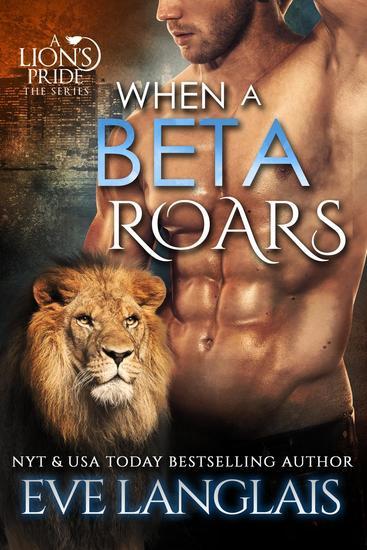 When A Beta Roars - A Lion's Pride #2 - cover