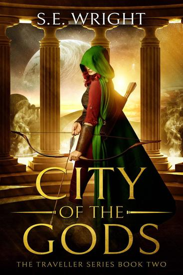 City of the Gods - The Traveller Series #2 - cover
