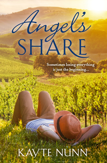 Angel's Share - cover