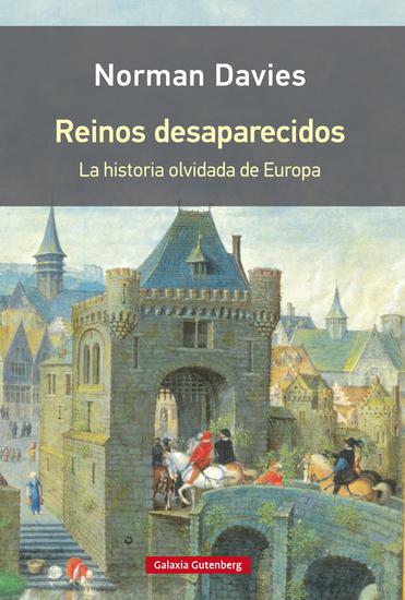 Reinos desaparecidos - cover