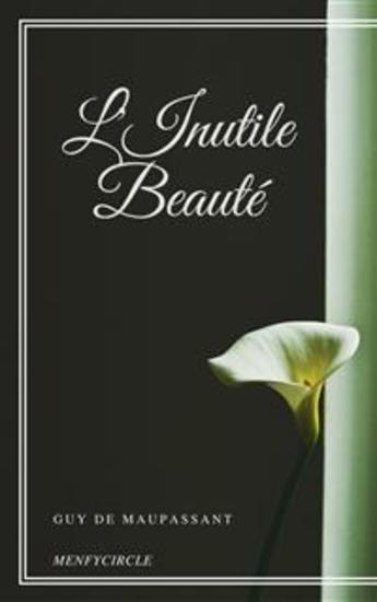 L'Inutile Beauté - cover