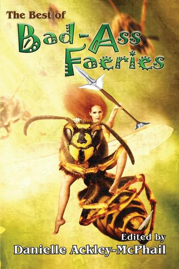 The Best of Bad-Ass Faeries - cover