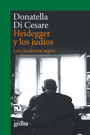 Heidegger y los judíos - Los Cuadernos negros - cover