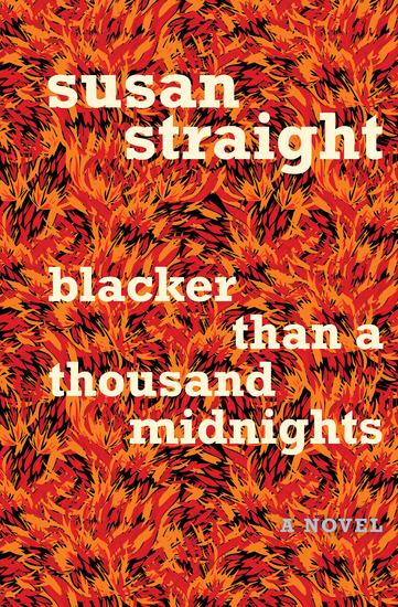 Blacker Than a Thousand Midnights - A Novel - cover
