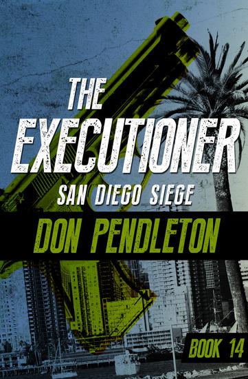 San Diego Siege - cover