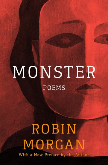 Monster - Poems - cover