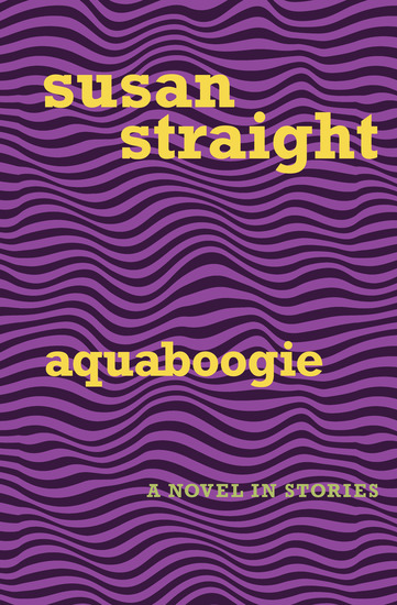 Aquaboogie - A Novel in Stories - cover