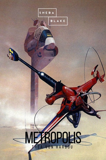 Metropolis - cover