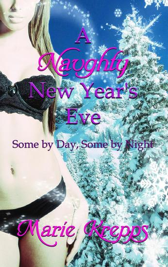 A Naughty New Year's Eve - Some By Day Some By Night - cover