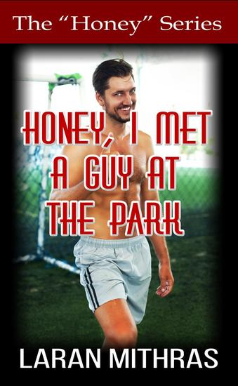 Honey I Met a Guy at the Park - cover