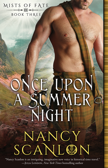 Once Upon a Summer Night - Mists of Fate - Book Three - cover