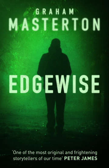 Edgewise - page-turning horror from a true master - cover