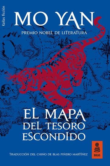 El mapa del tesoro escondido - cover