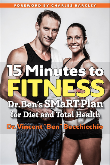 15 Minutes to Fitness - Dr Ben's SMaRT Plan for Diet and Total Health - cover