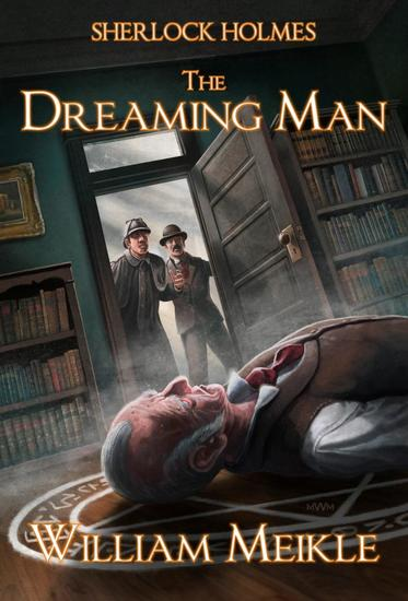 Sherlock Holmes- The Dreaming Man - cover