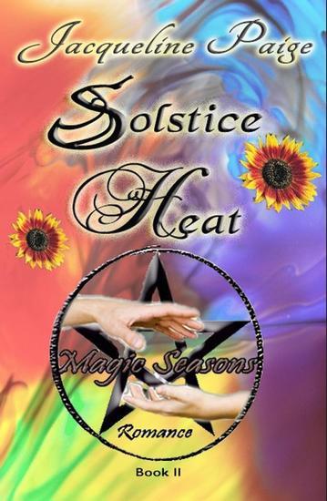 Solstice Heat - Magic Seasons Romance #2 - cover