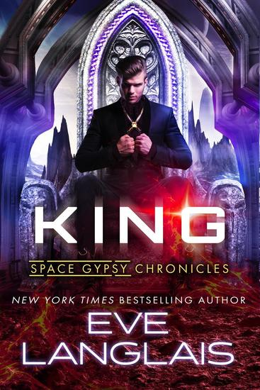 King - Space Gypsy Chronicles #4 - cover