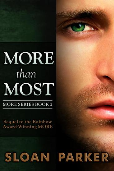 More Than Most (More Book 2) - More #2 - cover